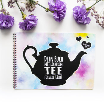 Geschenk für Teetrinker