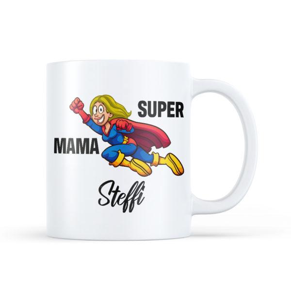 Personalisierte Tasse als Muttertagsgeschenk