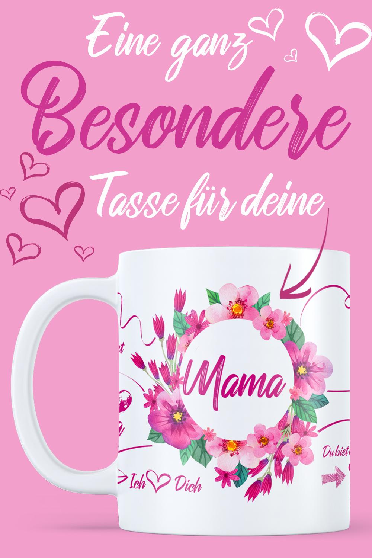 Tasse mit Sprüchen für deine Mama als besonderes Muttertagsgeschenk